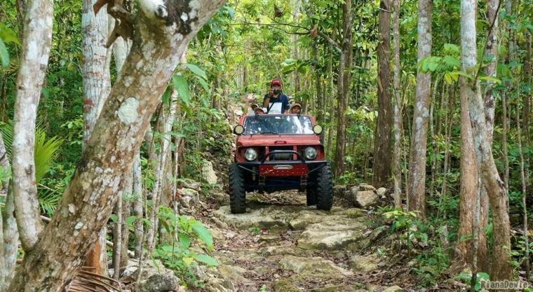 Petualangan Blogger bersama JPS Offroad Gunung Kidul