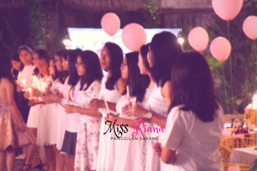 Panggilan Sayang, Miss Riana Mewakili Perasaan Hati