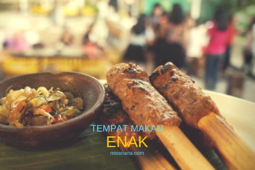 Tempat Makan Enak di Jogja, Ini 5 Favorit Saya