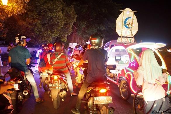Wisata Malam di Jogja, Alun-Alun Kidul Punya Banyak Cerita