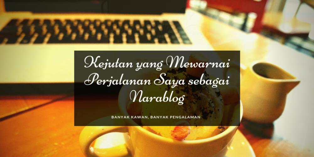 Saya bangga menjadi narablog