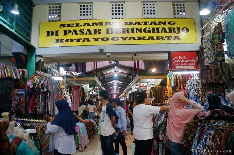 Sate Kere Bu Suwarni - Pasar Beringharjo