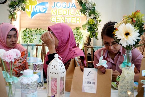 Launching  z  glow clinic dan jogja  medical center