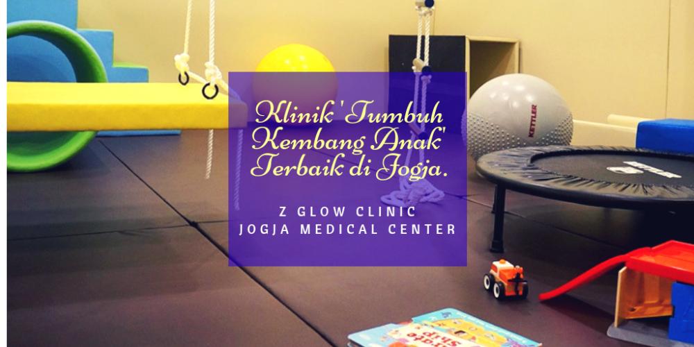 klinik tumbuh kembang anak di Jogja