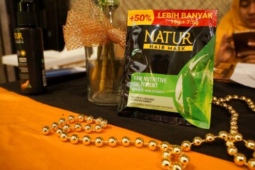 Natur Hair Mask Nutritive Treatment