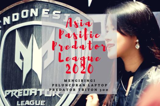 Asia Pasific Predator League 2020