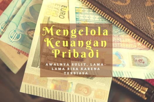 Mengelola keuangan pribadi