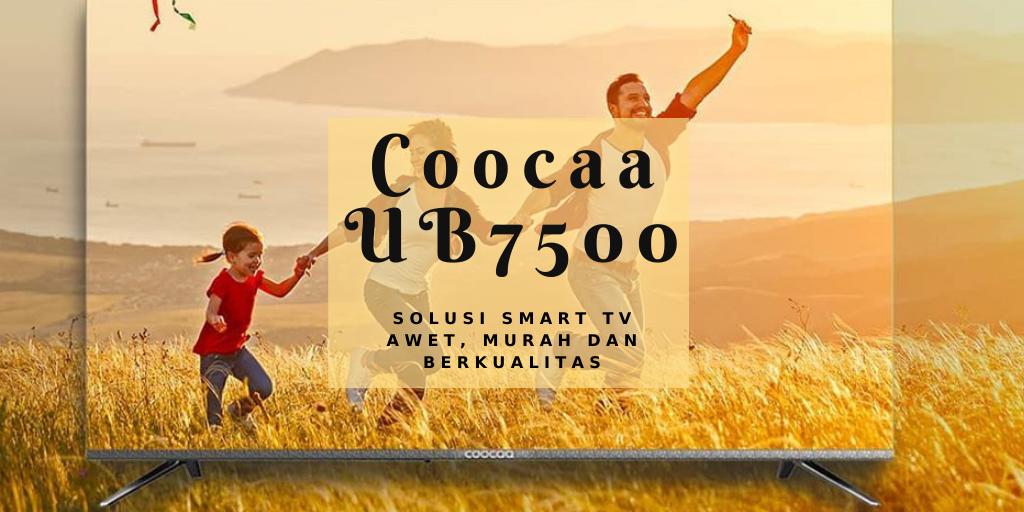 Coocaa UB7500