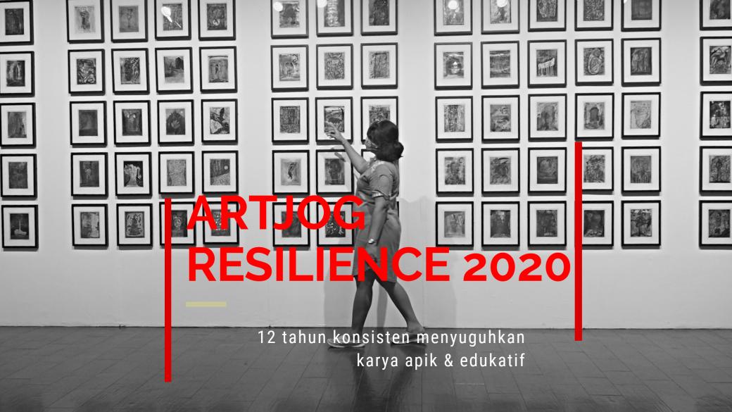 ARTJOG 2020 Suguhkan Karya Apik (Riana Dewie)