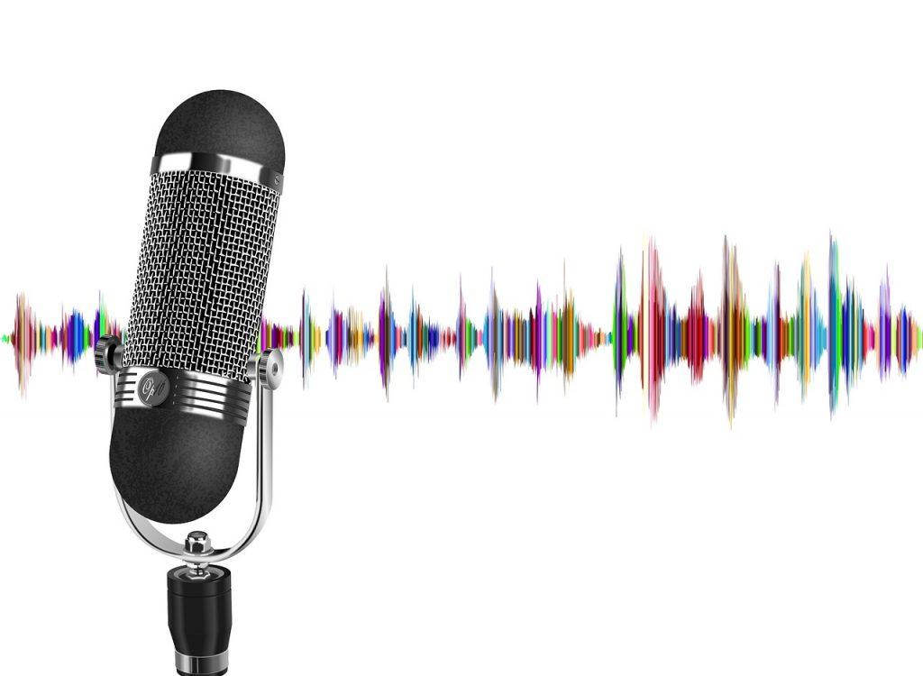 Alat perekam podcast Warung Sismbok masa kini