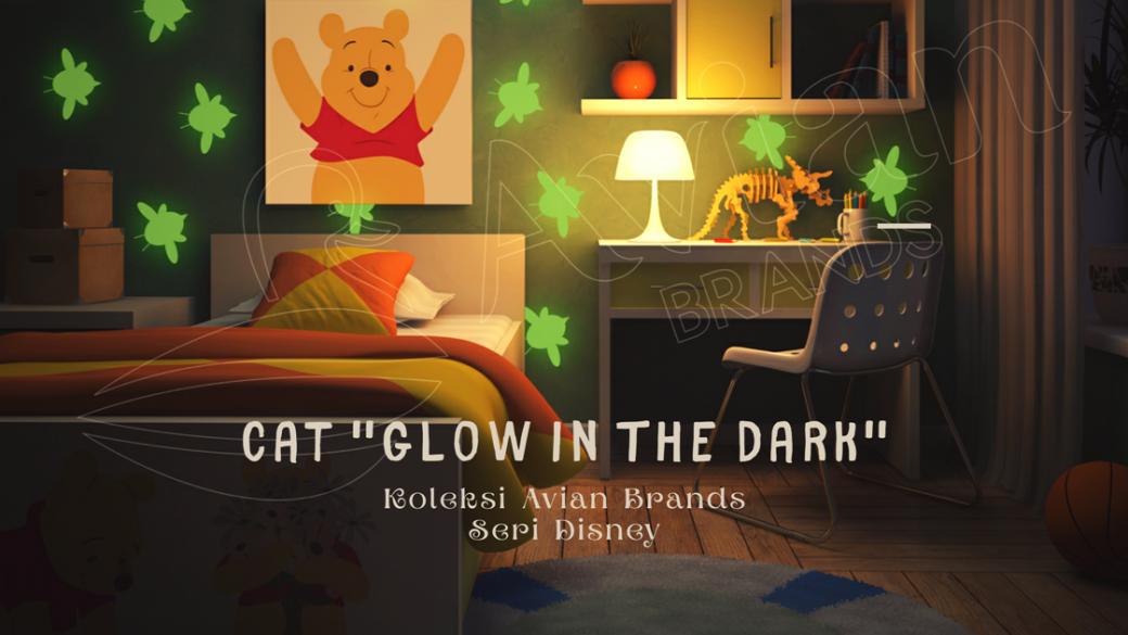 Cat Glow in the dark Avian Brands