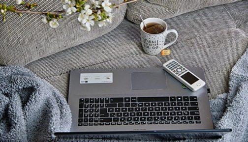 Work From Home meningkatkan Literasi digital