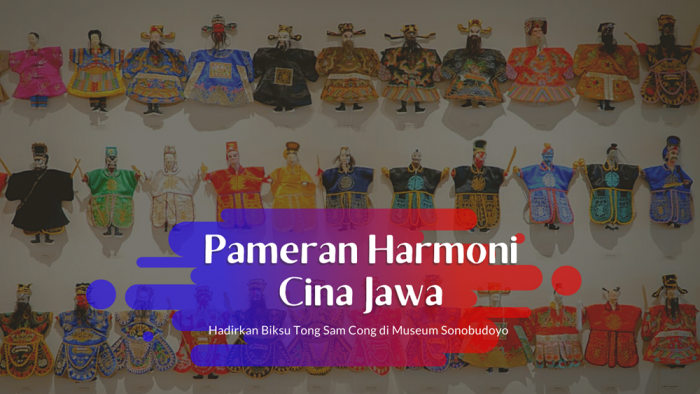 pameran harmoni cina jawa