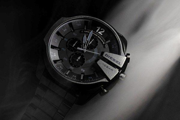 rekomendasi jam tangan premium Diesel