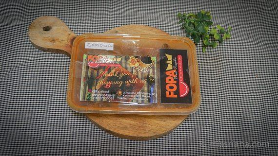 Kemasan Rendang Daging Sapi Fopa Food Puspita