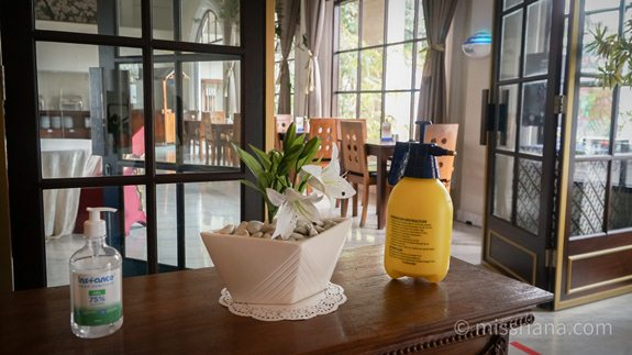 Protokol Kesehatan D'Senopati Hotel Yogyakarta