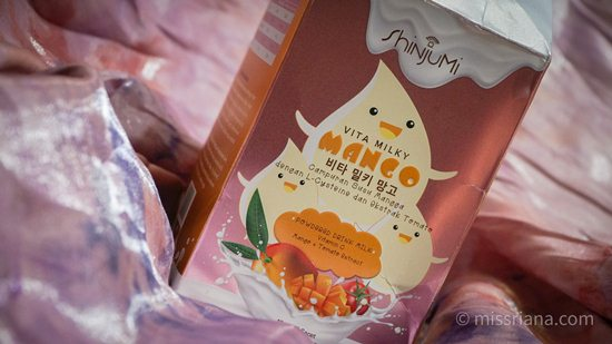Shinjumi Vita Milky Mango