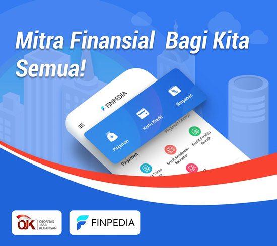 Kredit Multiguna Finpedia terdaftar di Otoritas Jasa Keuangan (OJK)