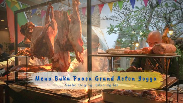 Inilah Menu buka puasa Grand Aston Yogyakarta