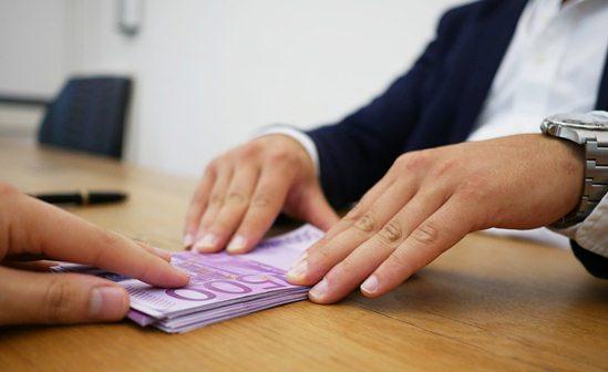 Pencairan kredit bank di Finpedia
