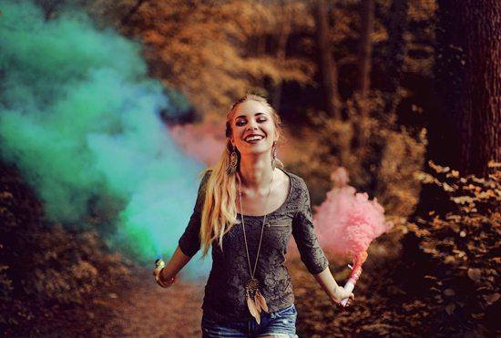 Rahasia menjadi wanita bahagia