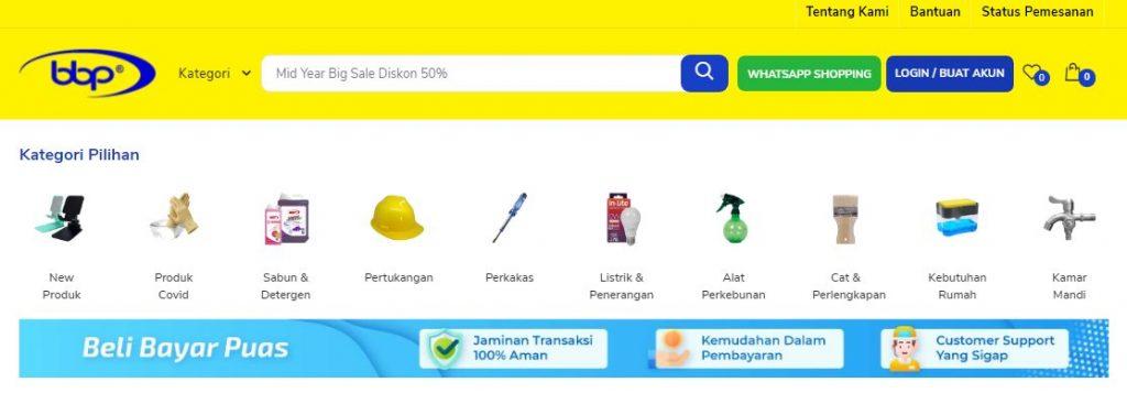 Yuk Beli Bayar Puas BBP Indonesia
