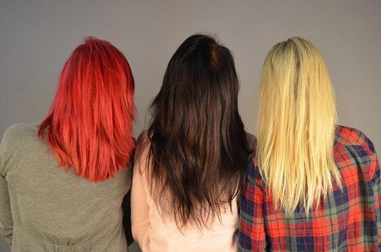trend warna rambut