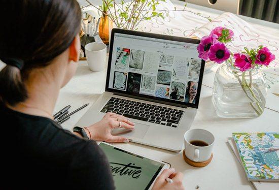 membangun blog dengan domain