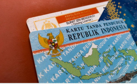 KTP - Kartu tanda Penduduk